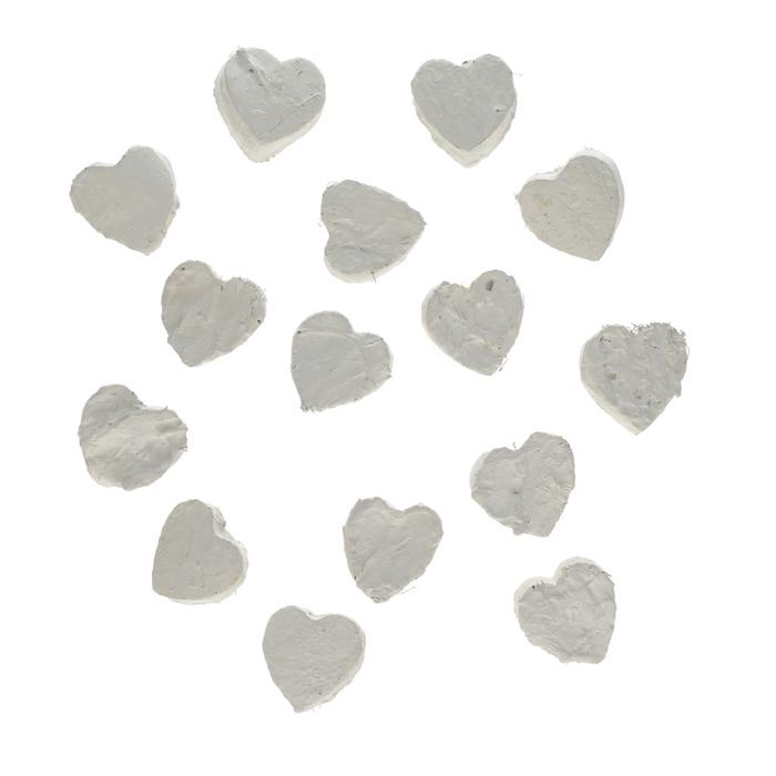 <h4>Dried articles Heart Coco 5cm x50</h4>