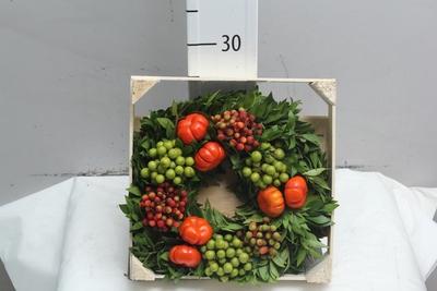 <h4>Corona de frutas</h4>
