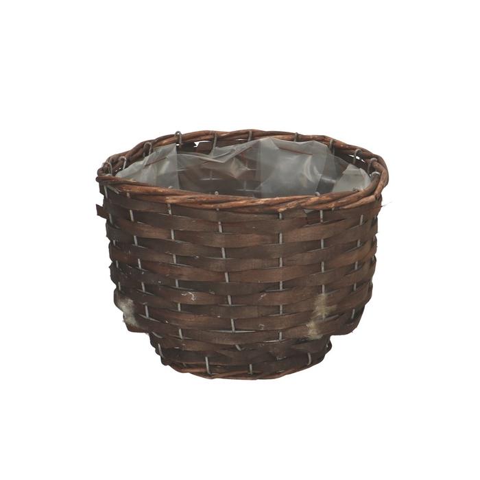 <h4>Baskets Pot Chris d17/20*17cm</h4>