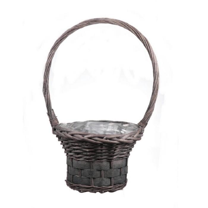 <h4>Baskets Handle d25*18/48cm</h4>