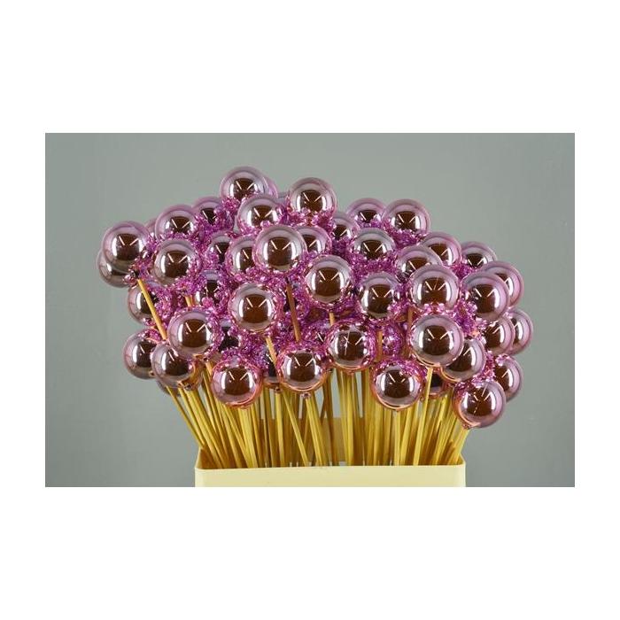 <h4>Stick Ball C. Ø4 Pink Shiny</h4>