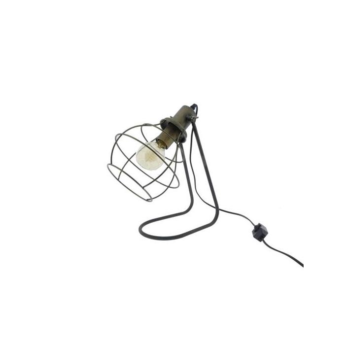 <h4>Lamp Mtl Standing Ø21x36cm</h4>
