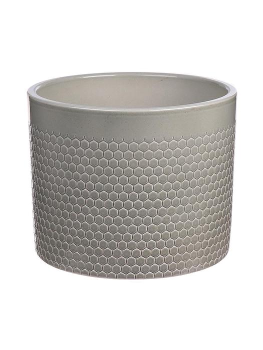 <h4>DF883809000 - Pot Capri d17.5cm d.green glazed</h4>