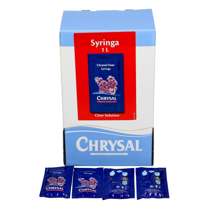<h4>Care Chrysal Syringa powder 1L x100</h4>