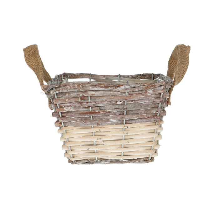 <h4>Baskets Quint tray square d16*11cm</h4>
