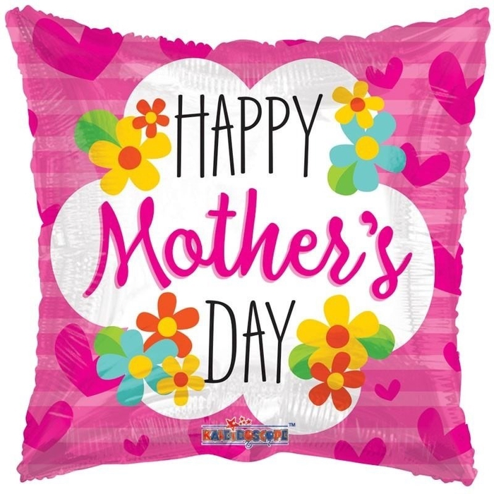 <h4>Liefde Ballon Happy Mothers Day 45cm</h4>