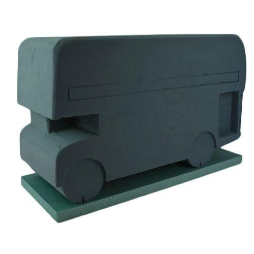 <h4>Steekschuim Basic 3D Londen Bus 60*23*36cm</h4>