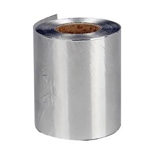 Aluminium foil  on roll 10 cm x 270 mtr 13 my