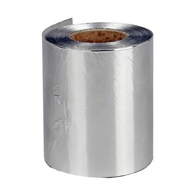 <h4>Feuille d'aluminium sur rouleau 10cmx270mtr 13 my</h4>