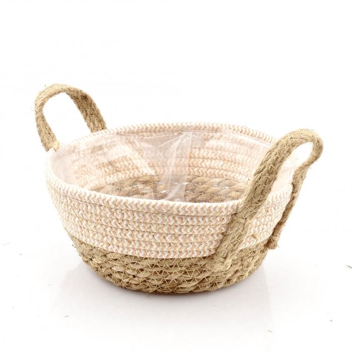 <h4>Baskets Linda pot d24.5/17.5*12cm</h4>