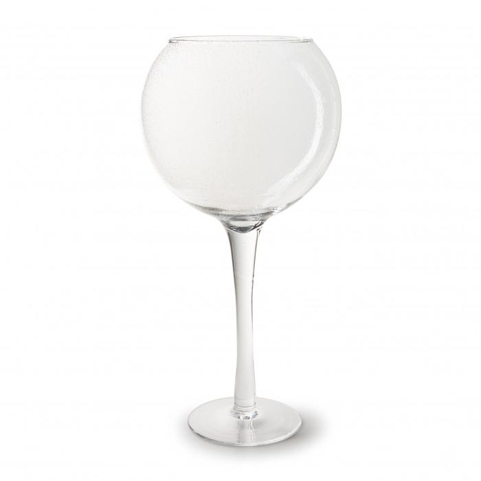 <h4>Glas Bokaal Globe soda d26/35*70cm</h4>