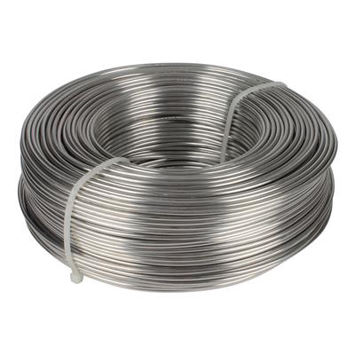 <h4>Aluminium wire  2,0mm  - role 1kg</h4>