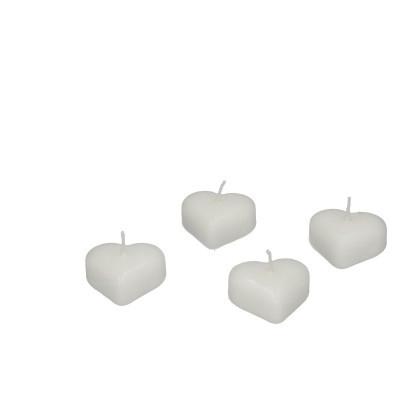 <h4>Liefde Drijf hart d5*4cm x15</h4>