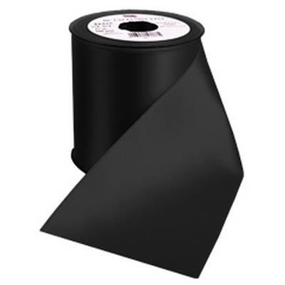 <h4>Ruban à deuil DC exclusif 100mmx25m noir</h4>