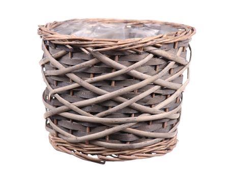 <h4>Basket Trimble6 d20xh16 grey</h4>