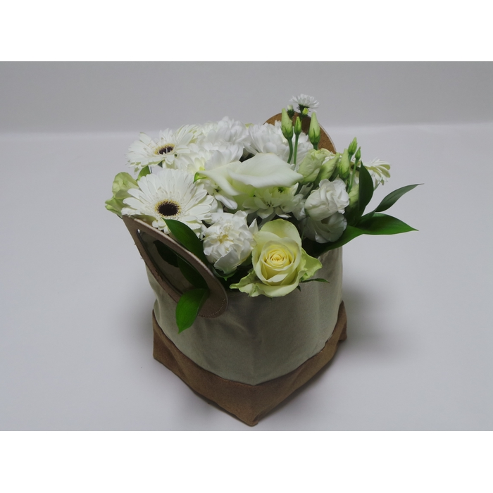 <h4>Bouquet Big Bag White Billy</h4>