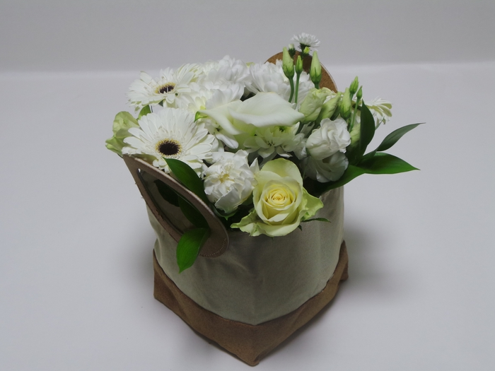 <h4>Bouquet Big Bag White Billy</h4>
