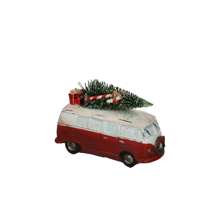 <h4>Christmas Auto+christmastree 13*5.5*10cm</h4>