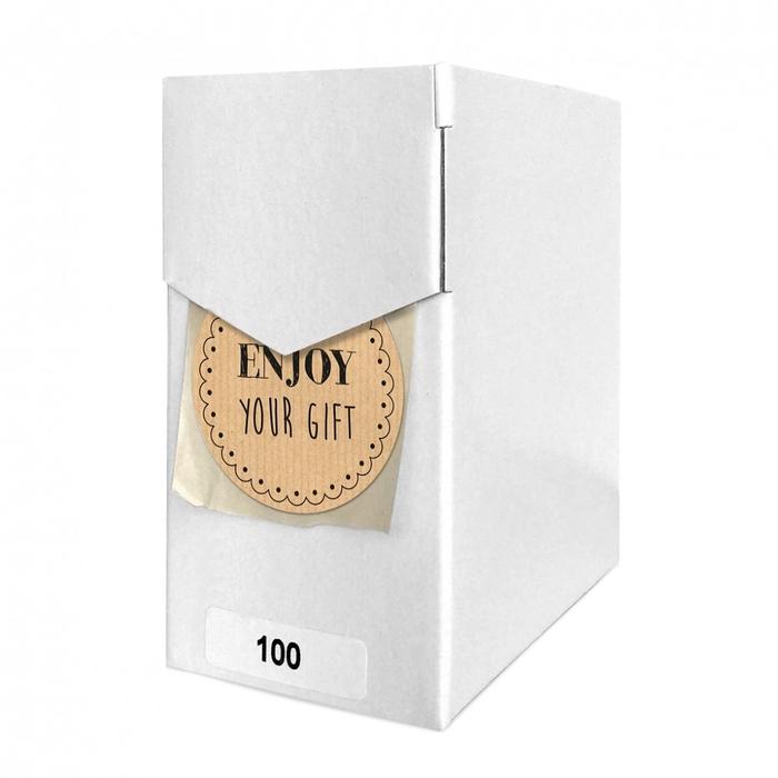 <h4>Labels Sticker 40mm x100 Enjoy Gift</h4>