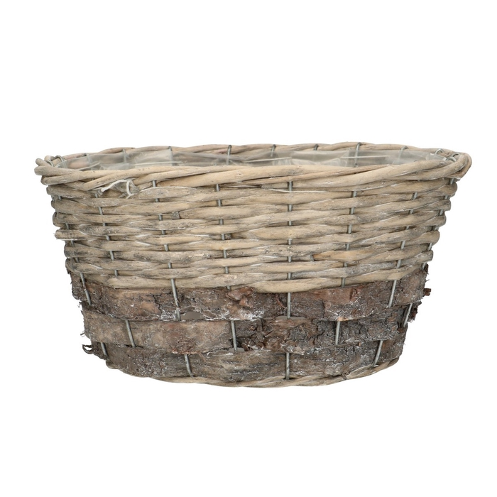 <h4>Baskets Sofie tray ov.d29/22*14cm</h4>