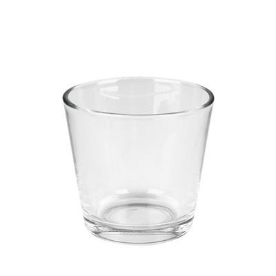 <h4>Glas conisch pot  ø11,5xH11cm</h4>