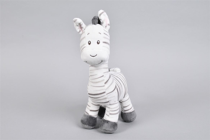 <h4>Zaza-zoo Zebra Staand 33cm</h4>