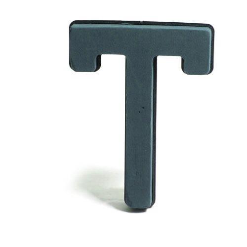 <h4>Steekschuim Basic Letter T 29cm</h4>