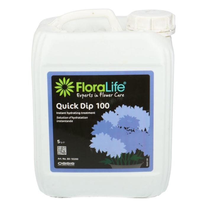 <h4>Abono organico Floralife Quick Dip 5L</h4>