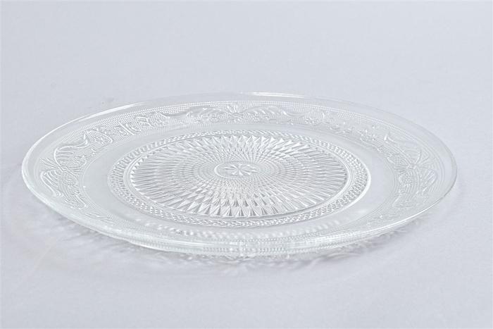 <h4>Glas Schaal Taart 29x2,5cm</h4>