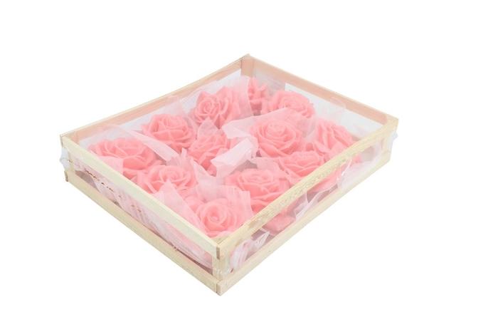 <h4>Wax Rose Light Pink</h4>
