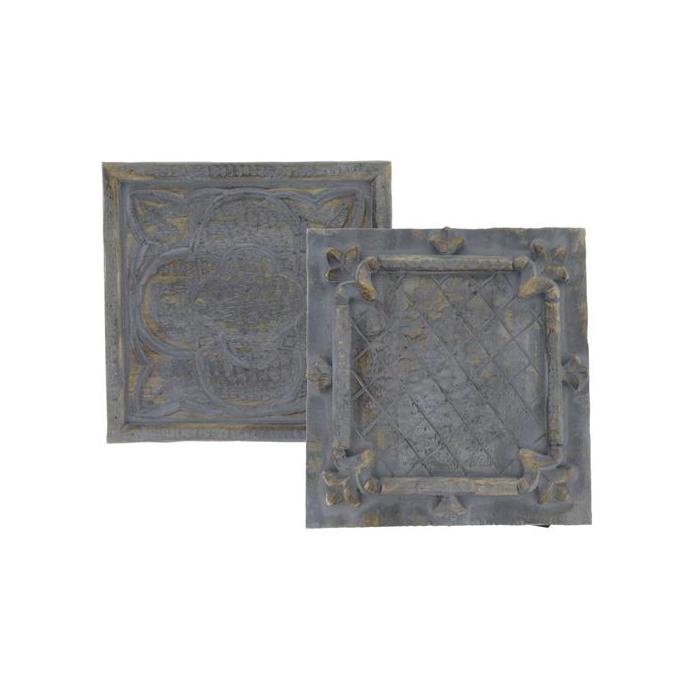 <h4>Wall Panel Wood 30x30 Grey Mix</h4>