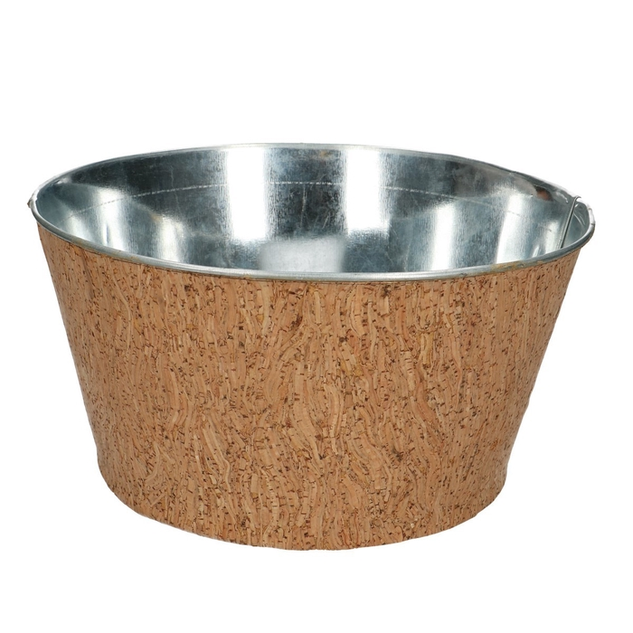 <h4>Zinc Cork tray d22*11cm</h4>
