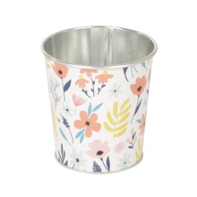 <h4>Pot Spring zinc D10xH10cm ES9</h4>