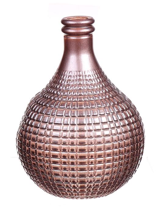 <h4>DF663413500 - Bottle Caro13 d11xh15 metallic rose</h4>