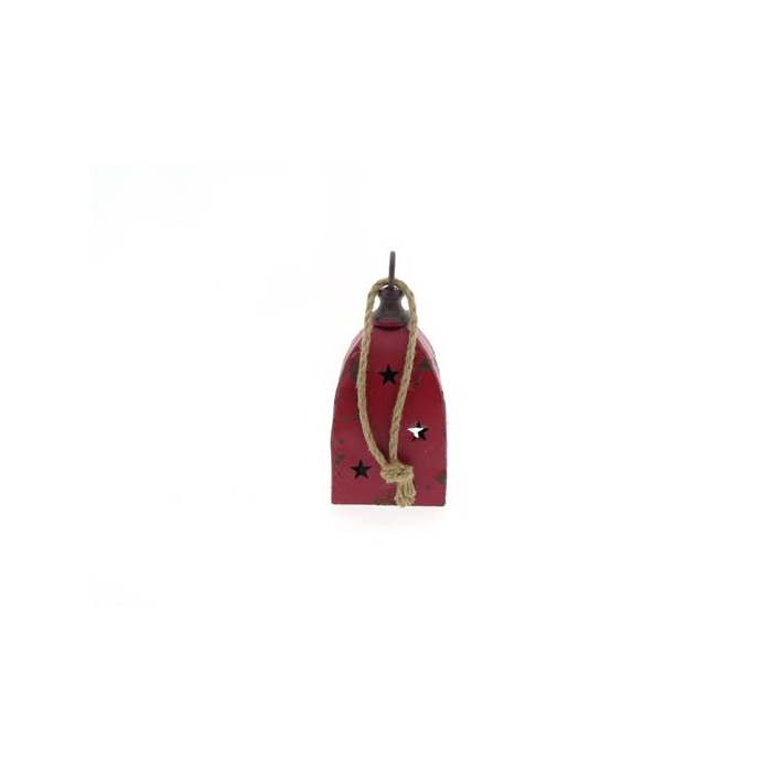 <h4>Bell Hanging Mtl 10x10x23 Red</h4>