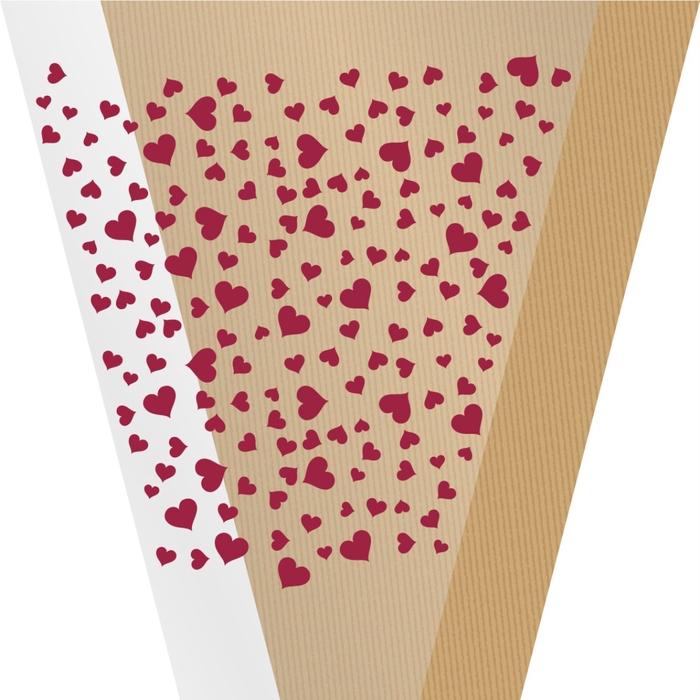<h4>Valentijn Hoes Love 50*35*10cm x50</h4>