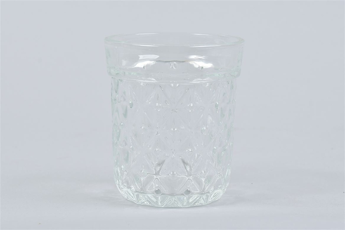 <h4>Glas Barokruit Pot 10x12cm</h4>