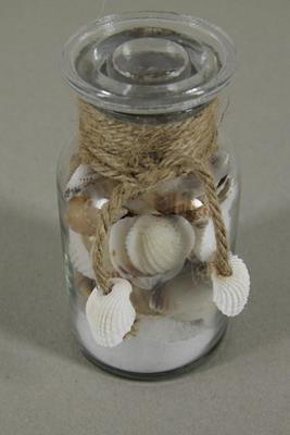 <h4>Shell Mix-glass Bottle Small</h4>