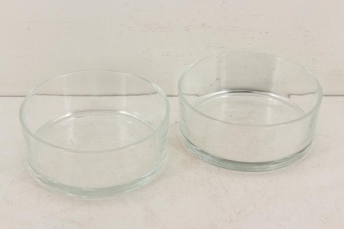 <h4>Deco. 10200017 - Glas bowl</h4>