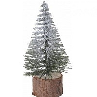 <h4>Kerst Kerstboom glitter d07*14cm</h4>