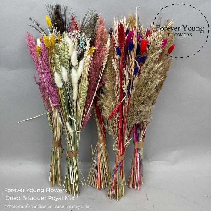 <h4>Dried Bouquet Royal Mix 5</h4>