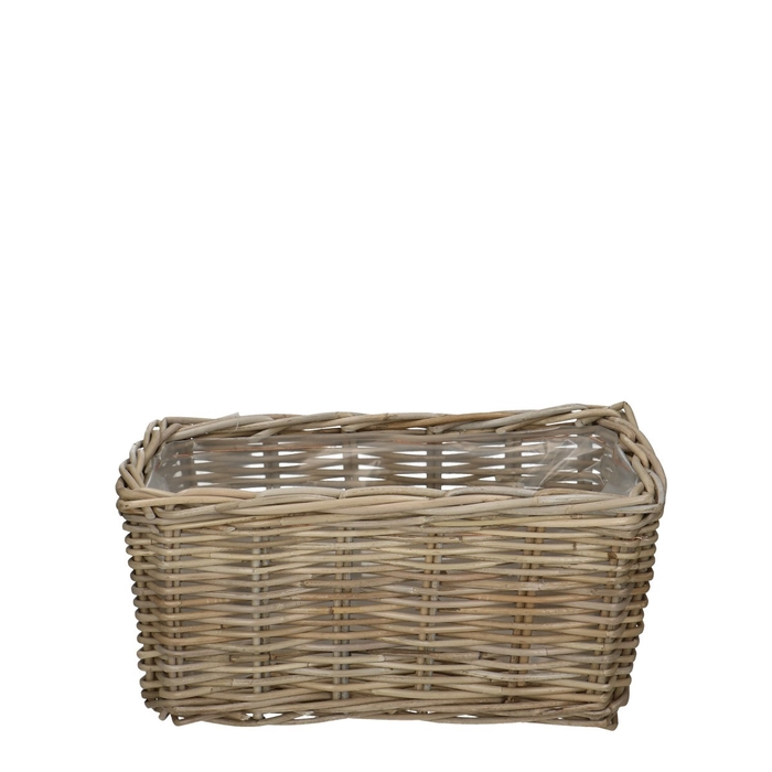 <h4>Baskets Rattan tray d40*23*20cm</h4>