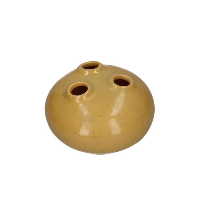 <h4>Ceramics Casba vase d16*10cm</h4>