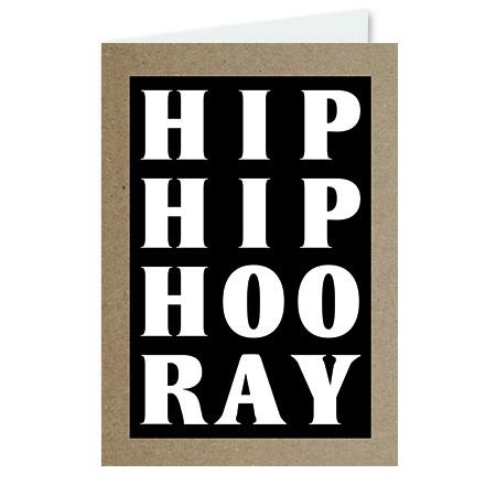 <h4>Labels Displ.Card D HipHip 5*7cm x12</h4>