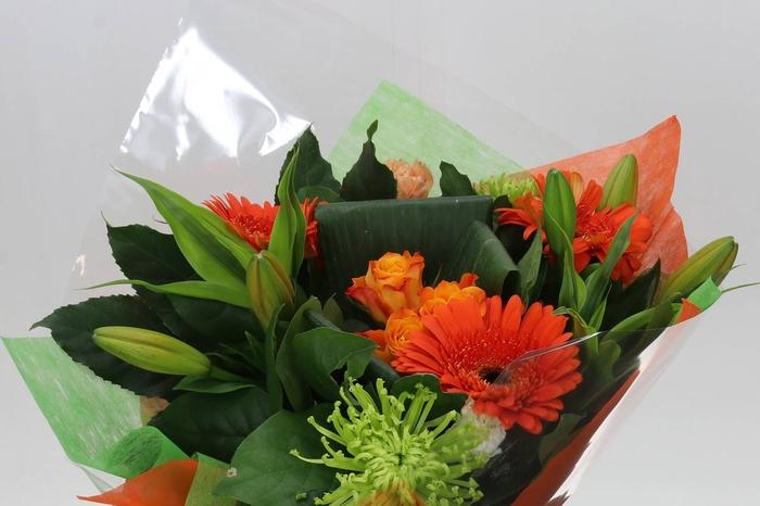 <h4>Boeket Promo Oranje</h4>