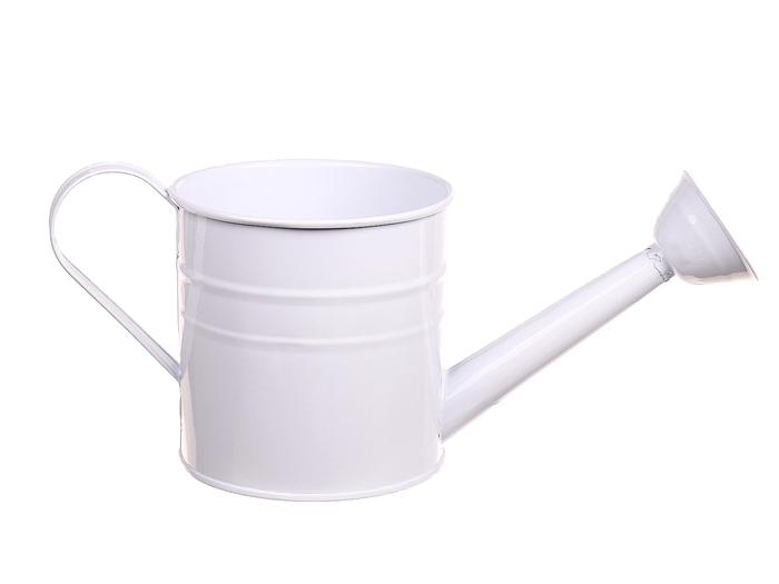 <h4>DF662730100 - Wateringcan Teela d12.5xh12.5 white</h4>