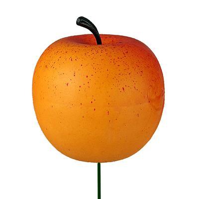 <h4>Pique Pomme Ø4cm+fil 10cm 36pcs orange/jaune</h4>