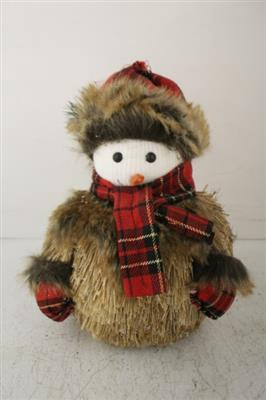 <h4>COLK24 SNOWMAN BROWN</h4>
