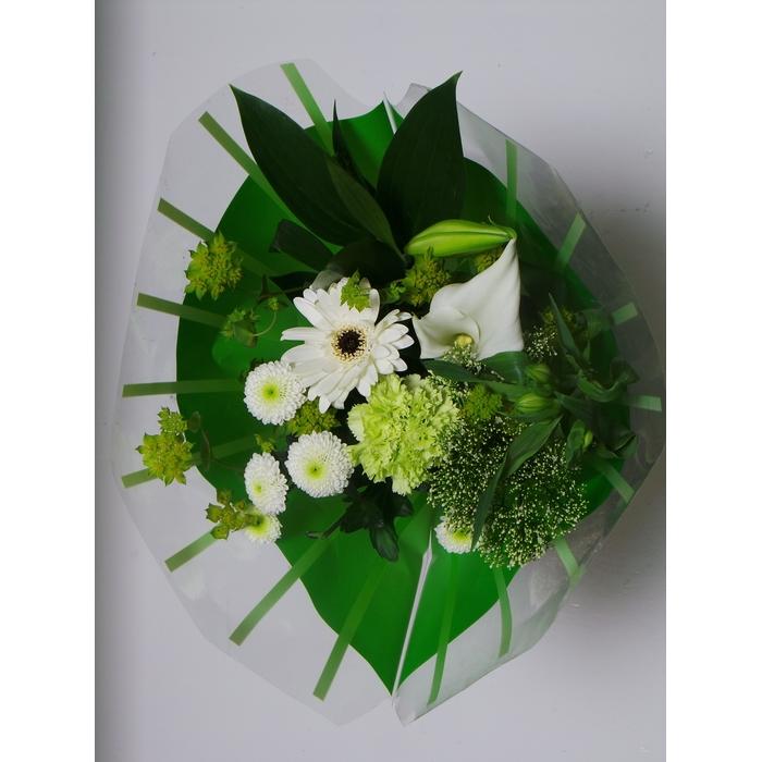 <h4>Bouquet 8 stems White</h4>