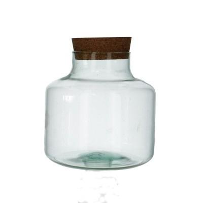 <h4>Glas Eco Melkbus d19*20cm</h4>
